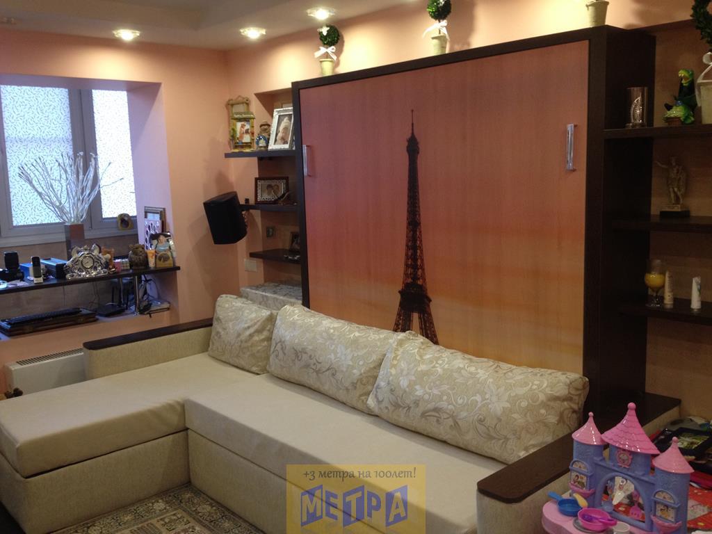 Взрослая серия Clei Living System, представленная в виде диванов-трансформеров, откидных кроватей и т.п., разработана