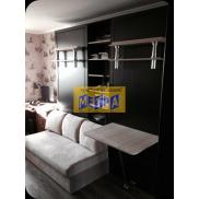Кровать подъемная с диваном в Москве