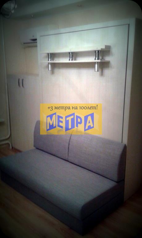 Шкаф диван кровать 3 в 1 купить в Москве по лучшей цене на стальном каркасе