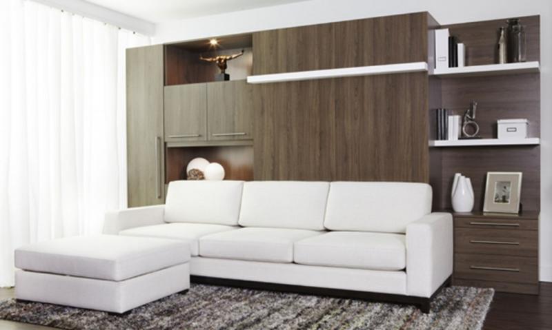 кровать угловой диван амели купить в москве