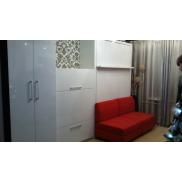 мебель трансформер для малогабаритной квартиры купить заказать в москве